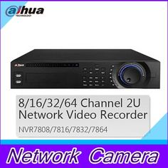 714.99$  Buy now - http://aliw8l.worldwells.pw/go.php?t=32307817449 - 64ch network video recorder English DAHUA 1080P/720P/D1 support 8HDD with 1 E-sata NVR7864 64CH NVR,free DHL shipping NVR7864 714.99$