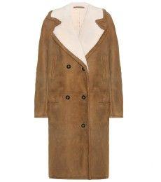 Inès & Maréchal - Shearling coat - mytheresa.com