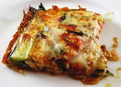 Roasted Zucchini Torta with Tomatoes and Mozzarella