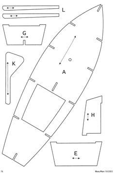 Album - Plan Voilier - PASSAT (jouet sans RC) Model Ship Building, Boat Building Plans, Boat Crafts, Sailboat Plans, Wood Block Crafts, Model Boat Plans, Airplane Pilot, Art Case, Scroll Saw Patterns