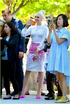 Gwen Stefani Celebrates Her Sons' First Holy Communion!