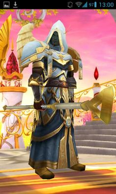 Best priest items imho - world of warcraft
