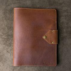 The Vanderbilt Fine Leather Portfolio Padfolio