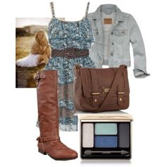 Riding Boots - Polyvore