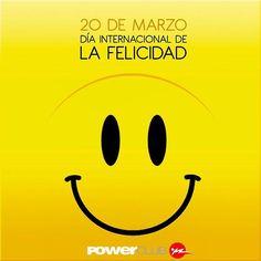 Feliz día Internacional de la #Felicidad @powerclubpanama #YoEntrenoEnPowerClub