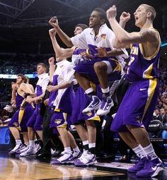 UNI beats Kansas!!!