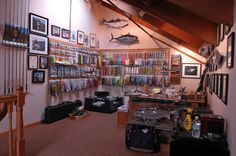Fly Tying Desks and Benches | Lets C your Fly Tying Station - The North American Fly Fishing Forum