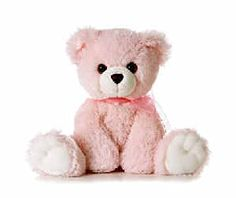 My lost girl name-Little Pink Bear