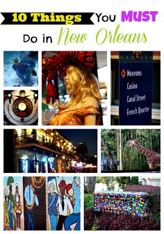 10 Things   You Must Do in New Orleans
