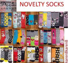 Primark Ladies Girls Novelty DISNEY  LICENSED Socks