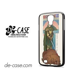 Brienne Game Of Thrones DEAL-2095 Samsung Phonecase Cover For Samsung Galaxy S4 / S4 Mini