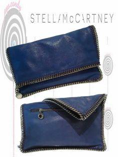 Stella, Stella, Stella   Clutch Bag - Blue