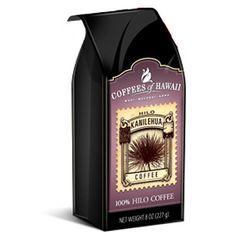 Hilo Kanilehua All Purpose Grind Coffee 8 oz Hawaiian Coffee, Purpose, The 100