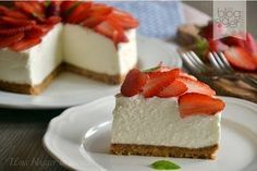 Cheesecake alle fragole (10)