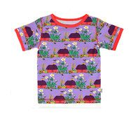 Snoozy SS T-Shirt Little Cottage