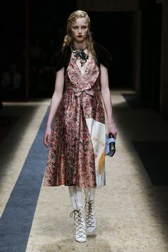 Prada, founded in 1913 in Milan, offers men's and women's clothing, leather…