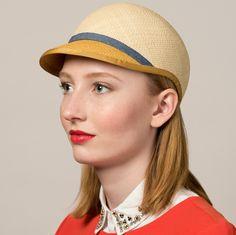 Tierre Taylor - straw cap