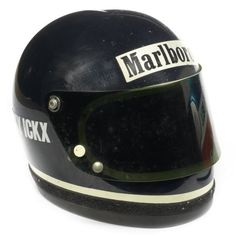 Jacky Ickx's 1976 Formula 1 and Le Mans Helmet - Silodrome  when i get a bike or scooter, this is a must