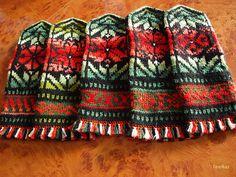 """Mittens """"Russian souvenir"""""""