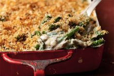 Green Bean Casserole | 60 Thanksgiving Side Dishes to Make Absolutely Everyone Happy via Buzzfeed