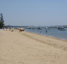 Playa de El Rompido. Cartaya (Huelva).