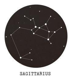 sagittarius constellation tattoo - Google Search