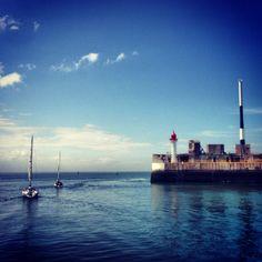 Sortie du port - Le Havre