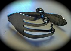 Unique Fork Bracelet.   Available on Ebay!