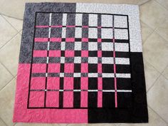 """Ricky timms convergence Finely Finished Quilts: July 2012. Love the solids look. [ """"This is where I"""