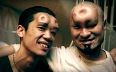 6 of the weirdest human body modifications ever