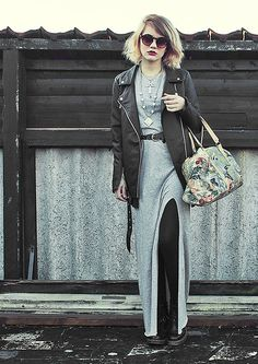 A quarter for your jacket, pumpkin (by Malin Z) http://lookbook.nu/look/4778703-Cubus-Jacket-H-You