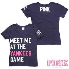 Meet me at the Yankees game