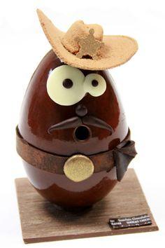 Buona Pasqua .... by Chocolatier français Vincent Guerlais / Nantes