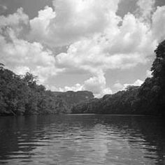 Río Carurú Vaupés, alrededor de 1943