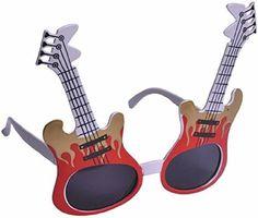 Satyam Kraft Party Mask Color Guitar Goggle