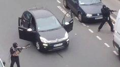A CARA DE VITÓRIA: Vídeo mostra atiradores atacando policial após ate...