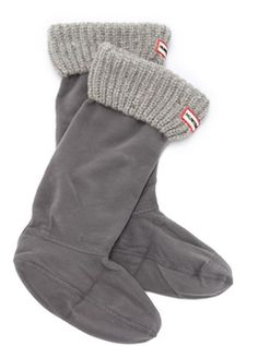 Warm grey boot liners