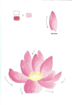 Chinese Watercolor Workbook by InkPlayPress on Etsy