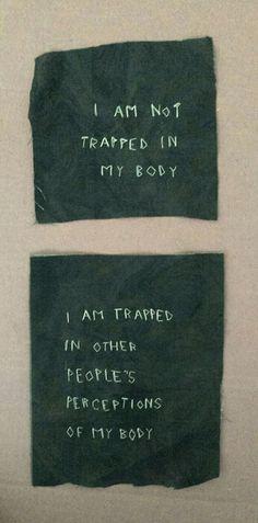 SO TRUE. #bodylove #Imatter  www.strutfashion.ca