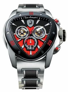 Another gorgeous TimePiece from Tonino Lamborghini's collection