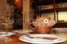Comedor principal | Restaurante Adega O Bebedeiro en A Coruña