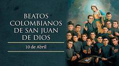 Siete beatos colombianos de San Juan de Dios / ACI Prensa