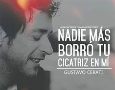 ❤ #gustavocerati #cerati Song Lyric Quotes, Song Lyrics, Soda Stereo, Famous Words, Some Quotes, Sweet Nothings, Love Poems, Spanish Quotes, Einstein