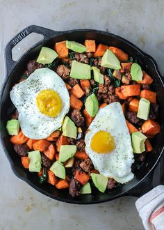 Made it and loved it!  Sweet Potato Chorizo Breakfast Hash. Paleo and Whole30 compliant.  Fit Mitten Kitchen.