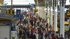 Huge surge in British rail journeys since 1990s. The number of rail journeys taken in a single year has more than doubled since the 1990s, new figures show. #UK #England #Britian #railroad #trains #transportation #tourism