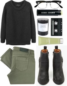 """initiation"" by ferned ❤ liked on Polyvore"