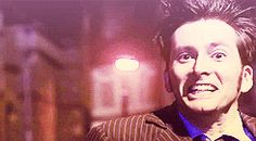 (gif) 10th Doctor
