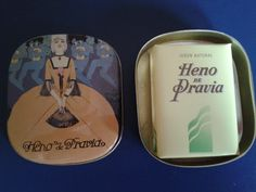 VINTAGE HENO DE PRAVIA SOAP TIN BOX GAL PERFUMERY SPAIN. 6 euros. fer_uy@yahoo.com. http://www.milanuncios.com/miniaturas-de-coleccion/latita-vintage-de-heno-de-pravia-132029888.htm