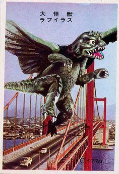 vintage monster cards - Google Search