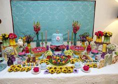Papier Décor - Festa flores e cores